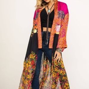 Free People The Young Love Kimono